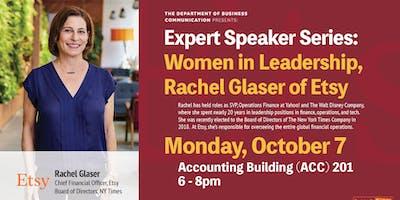 Women in Leadership with Rachel Glaser of Etsy