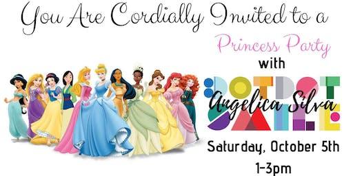 DotDotSmile Princess Party