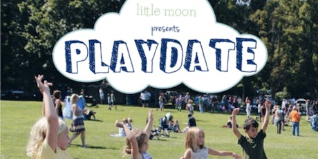 PLAYDATE! with Little Moon Yoga tickets
