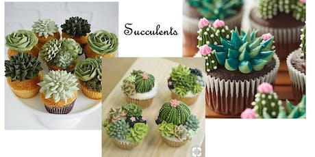 Make Beautiful Floral Cake Decorations tickets