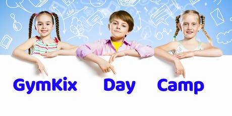 GymKix Day Camp | LISD | January 10th tickets