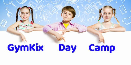 GymKix Day Camp | LISD | January 10th