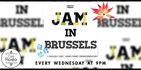 Jam in Brussels Le rendez-vous Jam tickets