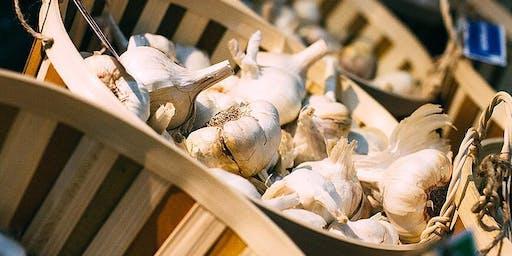 6th Annual Garlic Festival