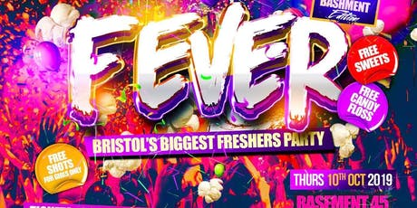 FEVER - Bristol's Biggest Freshers Party tickets