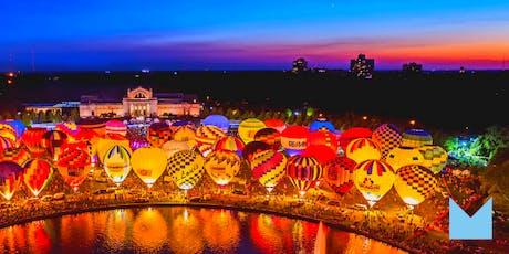 Hot Air Balloon Rooftop Glow tickets