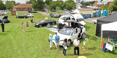 National Drive Electric Week - Poolesville Day 2019
