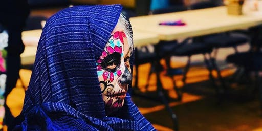 Beginners Face-painting class No.1