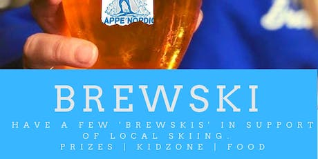 BrewSki tickets