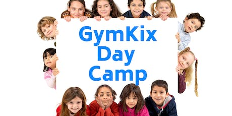 GymKix Day Camp | CCISD | February 24th tickets