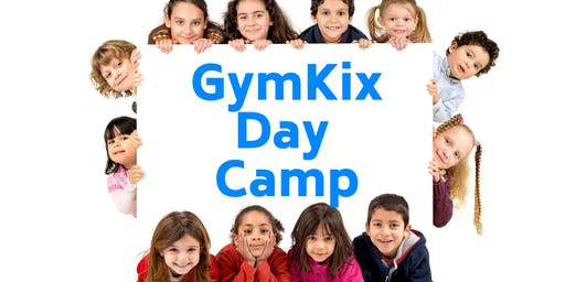 GymKix Day Camp | CCISD | February 24th