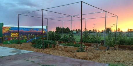 Edible Education Learning Garden Workshop (Las Cruces) tickets