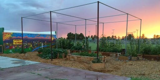 Edible Education Learning Garden Workshop (Las Cruces)