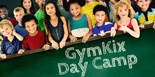 GymKix Day Camp | LISD | April 13th