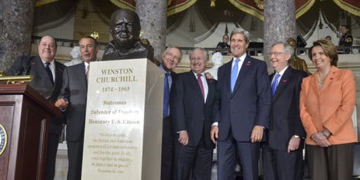 Winston Churchill's Sculptor