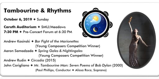Tambourine and Rhythms