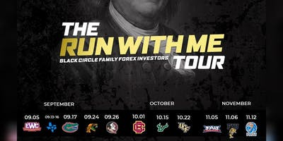 TRADEHOUSE FLORIDA RUN WITH ME TOUR  (BCU)