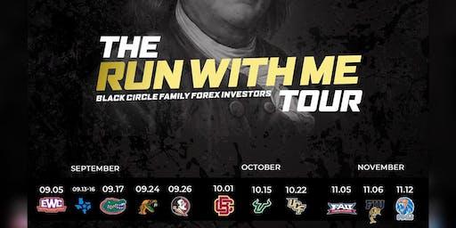 TRADEHOUSE FLORIDA RUN WITH ME TOUR  (UCF)