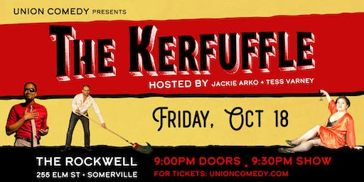 The Kerfuffle: Live at The Rockwell - October 2019
