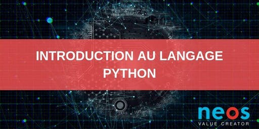 Python language introduction