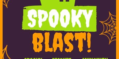 Watergate Spooky Blast tickets