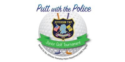 """3rd Annual """"Putt with the Police"""" Jr Golf Tournament"""