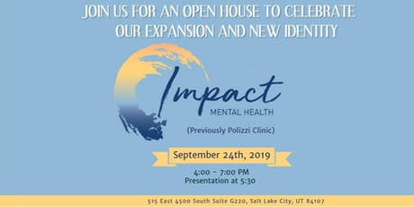 Impact Mental Health Open House tickets