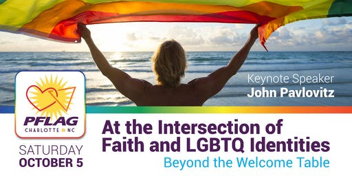 At the Intersection of Faith and LGBTQ Identities: Beyond the Welcome Table
