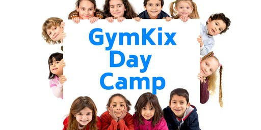 GymKix Day Camp | LISD | May 22nd