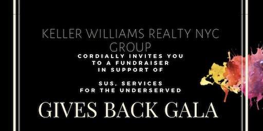 Keller Williams Realty NYC Group Gives Back Gala