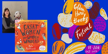 KIDS' TALK: Fantastically Great Women Who Worked Wonders - Kate Pankhurst! tickets