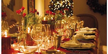 Adventsdinner mit Vortrag zum Weihnachtsstern Tickets