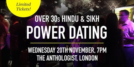 Hindu & Sikh Meet and Mingle Social Evening - Over 30s | London tickets