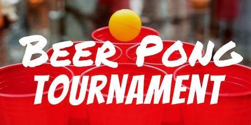 Beer Pong Tournament - Brews for Beetles 2019