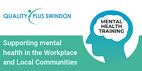 Mental Health First Aid Half Day Aware Course Swindon tickets