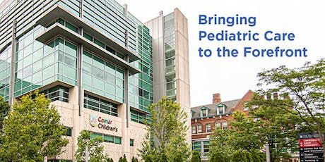 Bringing Pediatric Care to the Forefront tickets