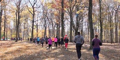 2019 Fall Flat 5-K Greenbelt Trail Race