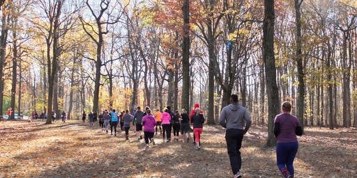 2019 Fall Flat 5-K Greenbelt Trail Race