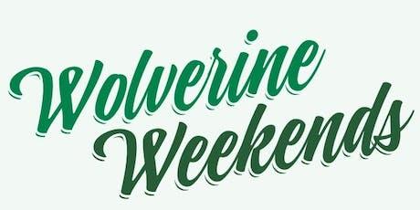 Leadership Wolverine Weekend tickets
