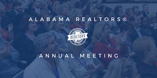 Alabama REALTORS® Annual Meeting