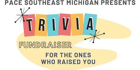 PACE Southeast Michigan Trivia Fundraiser tickets