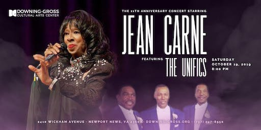 Jean Carne LIVE with the Unifics - 11th Anniversary Concert