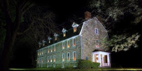 Spooky Lantern-Led Historic Nazareth Walking Tour   7:00 pm tickets