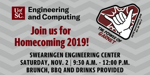 UofSC College of Engineering and Computing Homecoming Brunch and BBQ