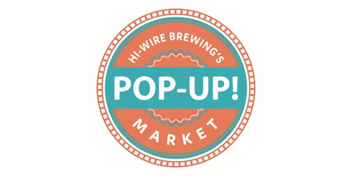 Hi-Wire Brewing's Pop - Up Market