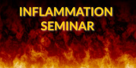 Inflammation Seminar: Taming the Flames tickets