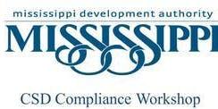 MDA/CSD Compliance Workshop (Greenville, Mississippi)