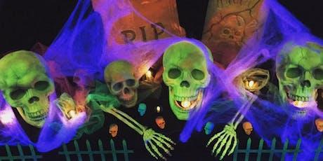 Spooky Glow Flow Yoga tickets