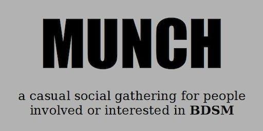 The BAY RIDGE BROOKLYN Munch~ a BDSM Lifestyle social meetup