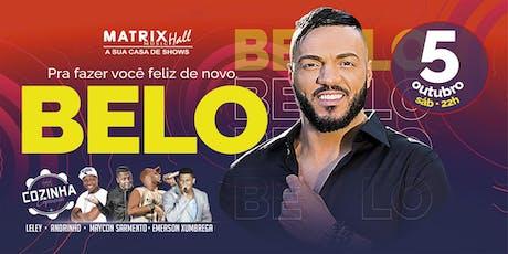 Belo - Matrix ingressos
